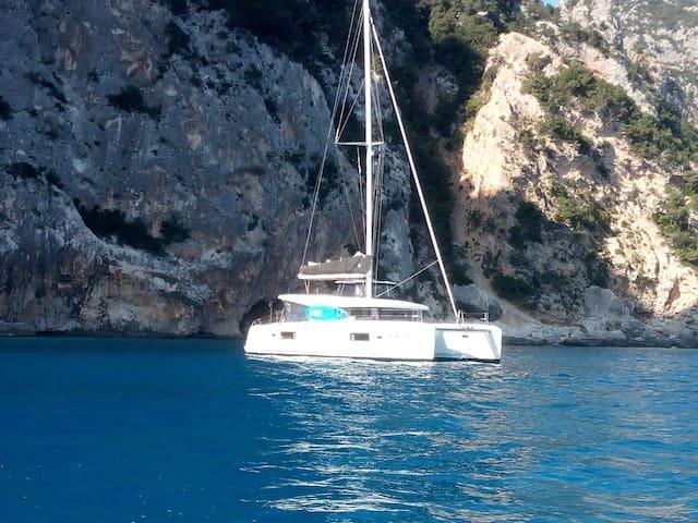crociera in catamarano