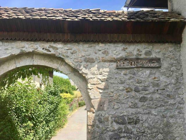 Chalet Sans Souci, Bellevaux
