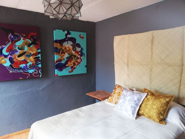CASA MANDORLA & GALERÍA habitación 2