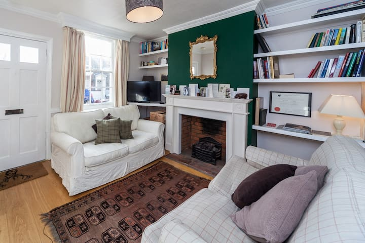 Central Chichester near Goodwood & Theatre - Chichester - House