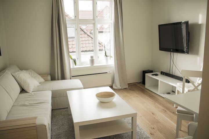 Nydelig leilighet i sentrums fineste nabolag