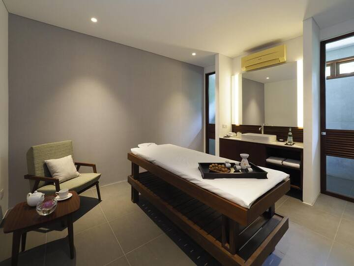Boutique hotel and spa