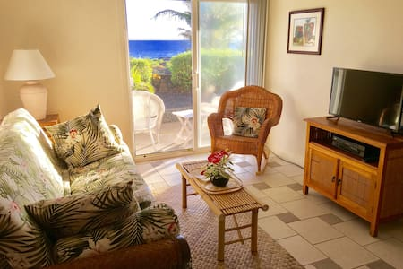 Across from the ocean- Ocean View  Apartment