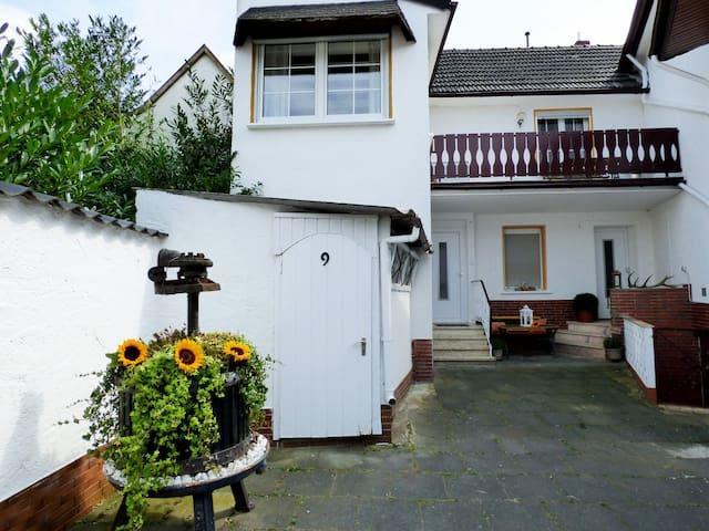 Relaxen im alten Winzerhaus Ferienhaus