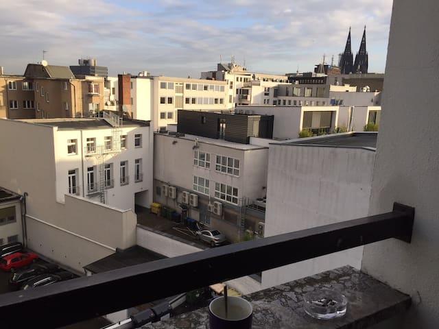 Heart-of-Cologne - Köln - Daire