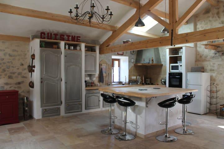 Limite Ardèche, ferme jusqu'à 9 pers. Haute-Loire - Saint-Bonnet-le-Froid