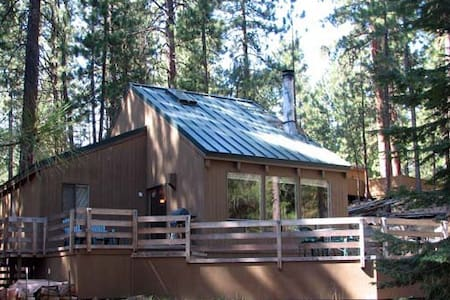 View of private meadow, upscale - Black Butte Ranch - Haus