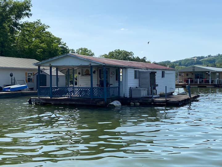 Floating Tiny Home - Self Clean