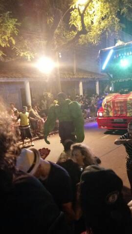 Carnaval na Avenida do Cassino