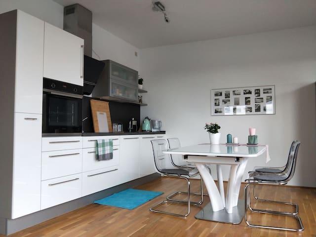 Riedberg/丽德山庄 交通便利的公寓