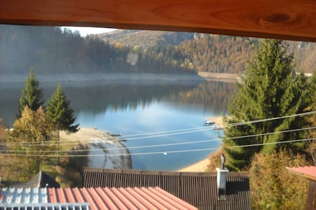 Amazing view on Zlatar Lake - Vasilici