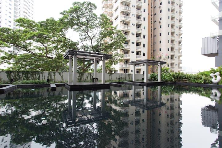 Exclusive & Cozy (2BR 2BT) - 吉隆坡 - 公寓