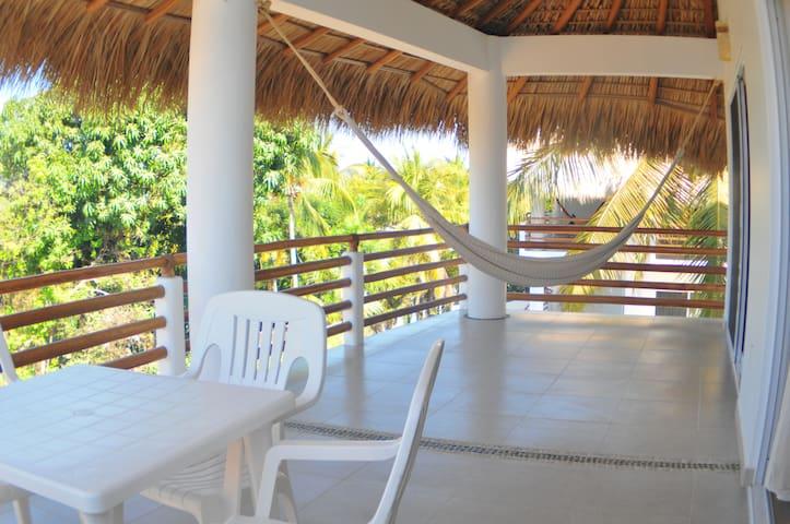 Private terraza