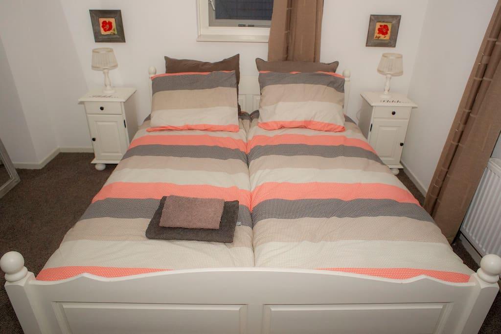 Slaapkamer twee personen
