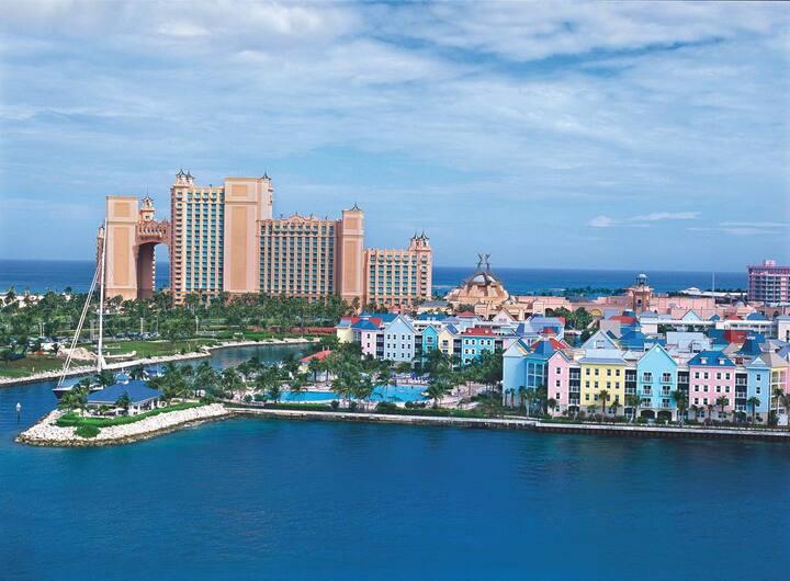 Harborside Atlantis  - 1br/1bath Premium Villa