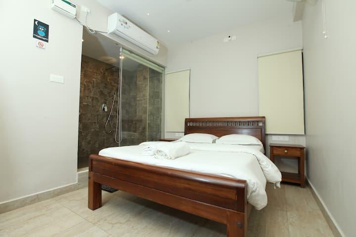 ELEGANT room stay in Puducherry - Maple House p2