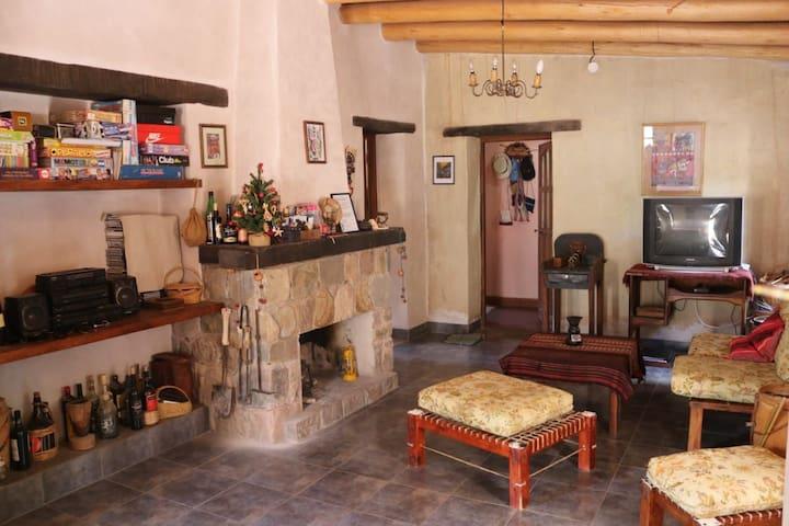 Casa de Campo en Tilcara,  Quebrada del Sarahuaico