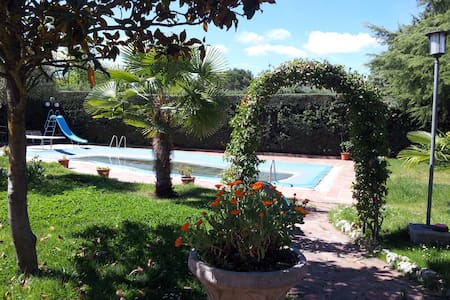 Amplia suite cercana al Escorial - El Escorial - 牧人小屋