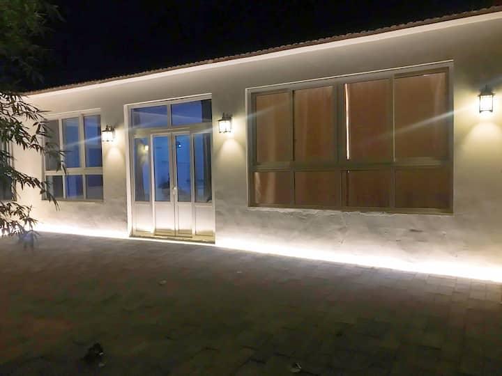 大兴新机场野生动物园私密小院~竹苑
