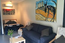 Bedroom / living area. Relax & enjoy the serenity.