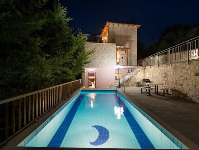 Villa Lyra - Maroulas, Rethymno, Crete