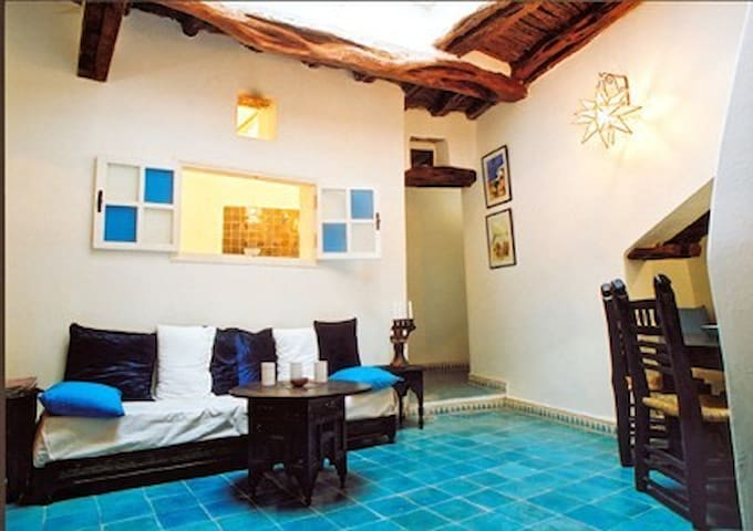 Morocco -  A house under the stars - Essaouira - House
