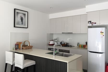Brand New Funished 1BD with Parking - Apartment