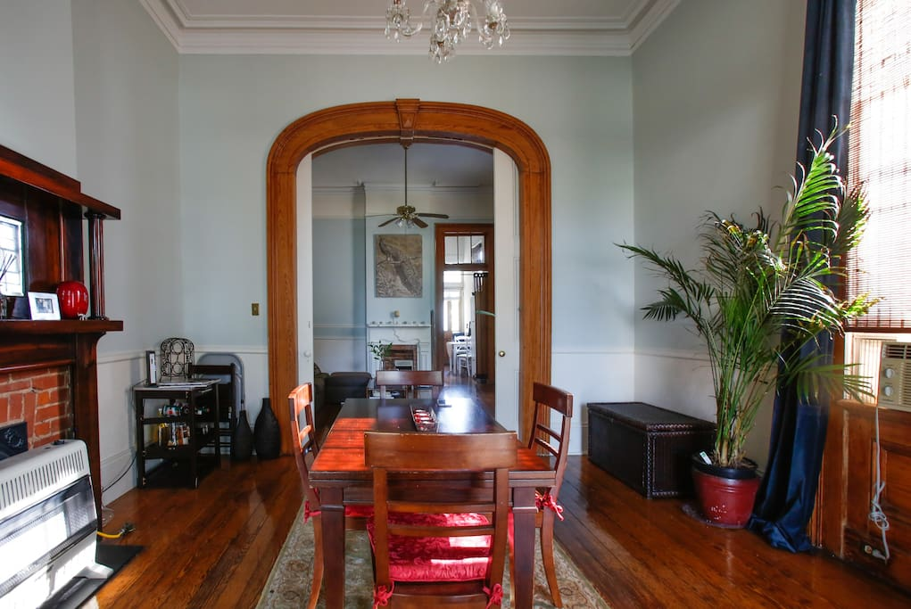 Charming 2br St Charles Ave Garden District H User Zur Miete In New Orleans Louisiana