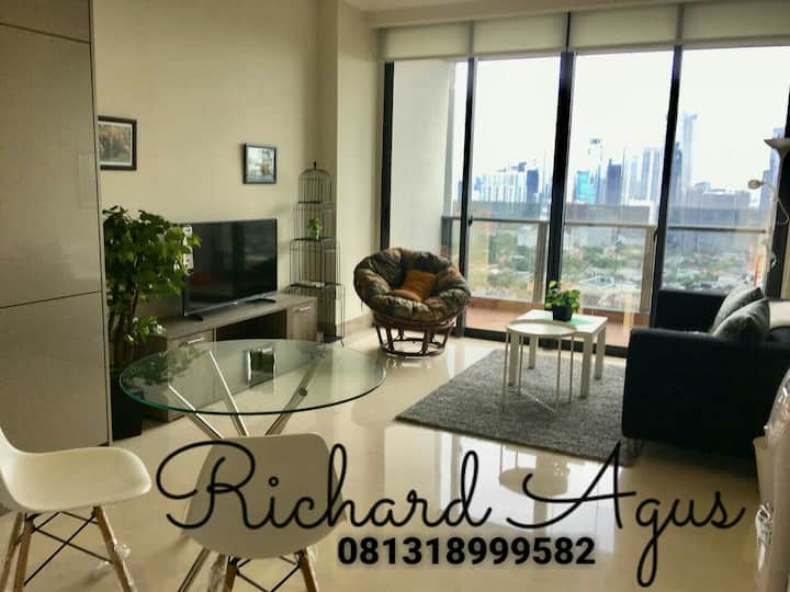 1bedroom in SCBD *msg before booking*