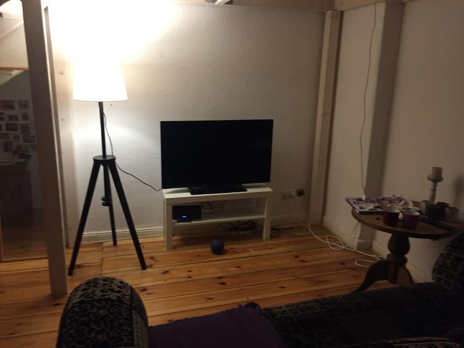 loungy Tv-area