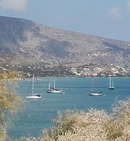 Great seaview - townhouse in center of Elounda. - Schisma Elountas