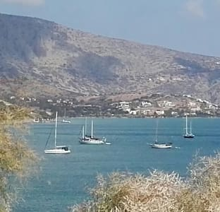 Fantastic townhouse in Elounda. Great seaview. - Schisma Elountas - Townhouse
