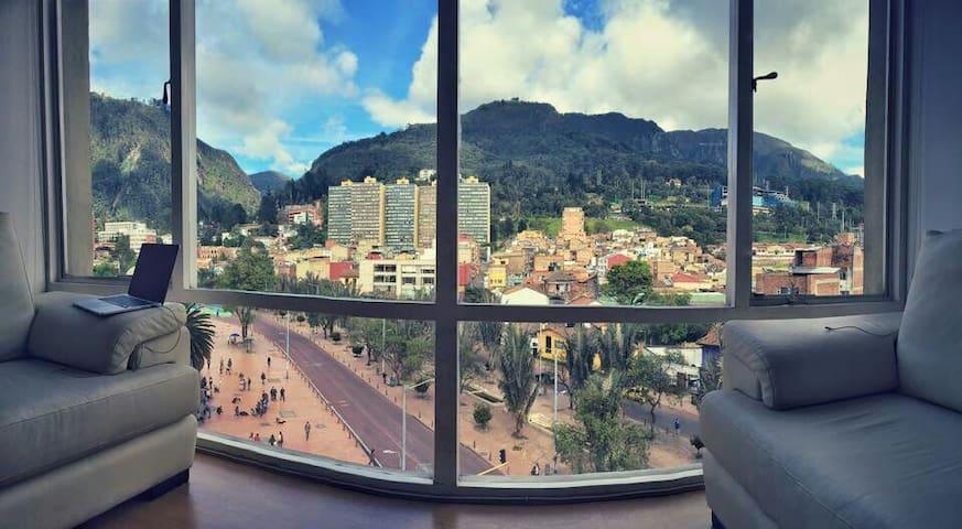 Executive Suite - Downtown Bogota - Bogotá - Apartamento