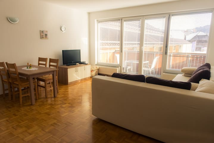 Luna-Cosy apartment in the centre of Kranjska Gora