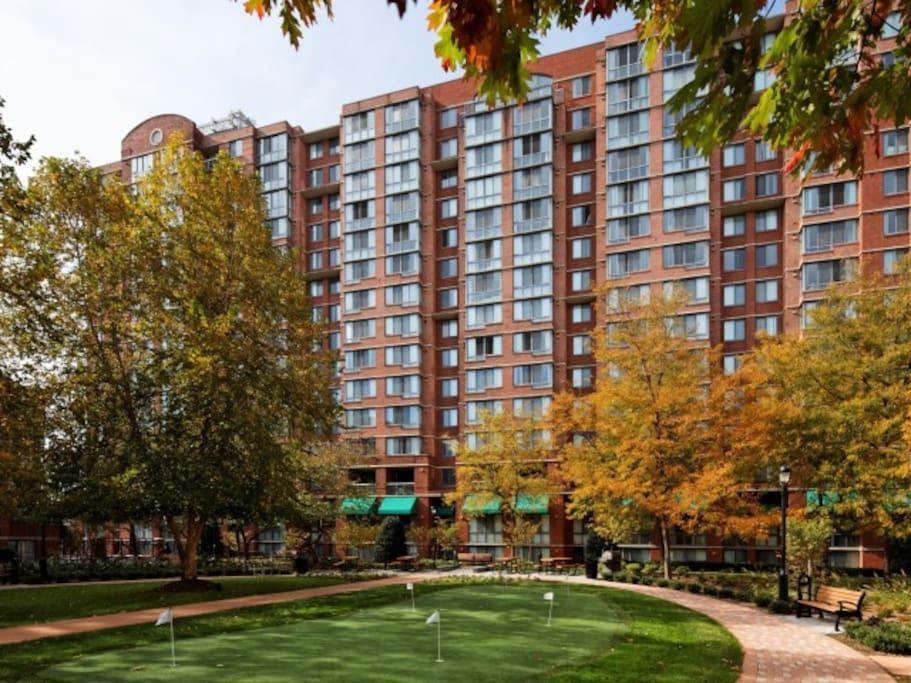 Apartments Near Courthouse Metro
