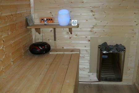 Vakantiewoning Limburg met sauna - Apartament