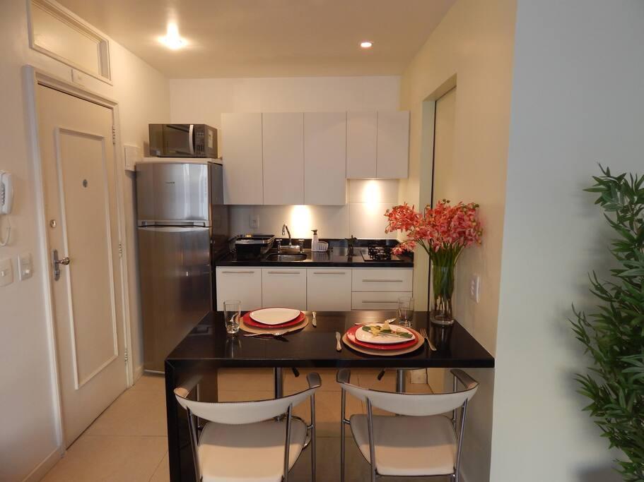 New renovated kitchen!