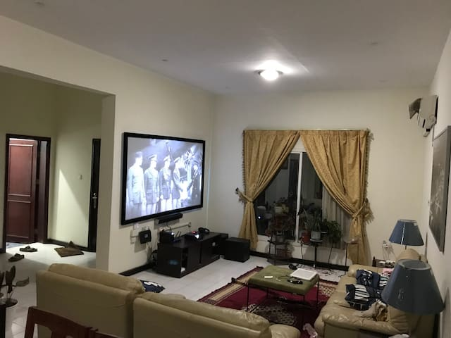 Doha Villa, 1Br 1Ba