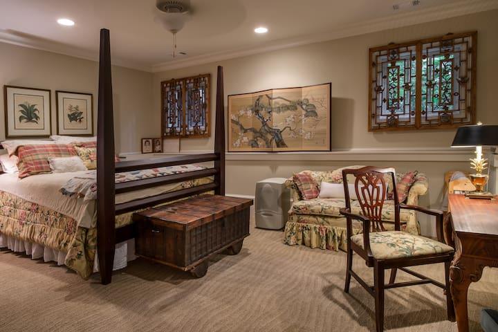 SUITE-2 BRs-locked entry-amenities - Atlanta - Apartemen