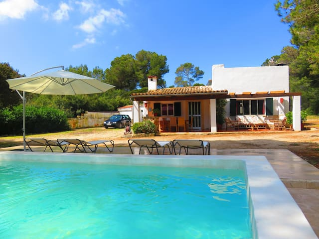 House in Ses Covetes, Es Trenc. Mallorca - Ses Covetes - Dom