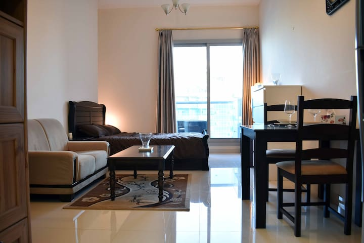 Luxury Studio Apartment in the beautiful Dubai