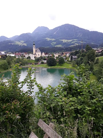 Reither See im Sommer