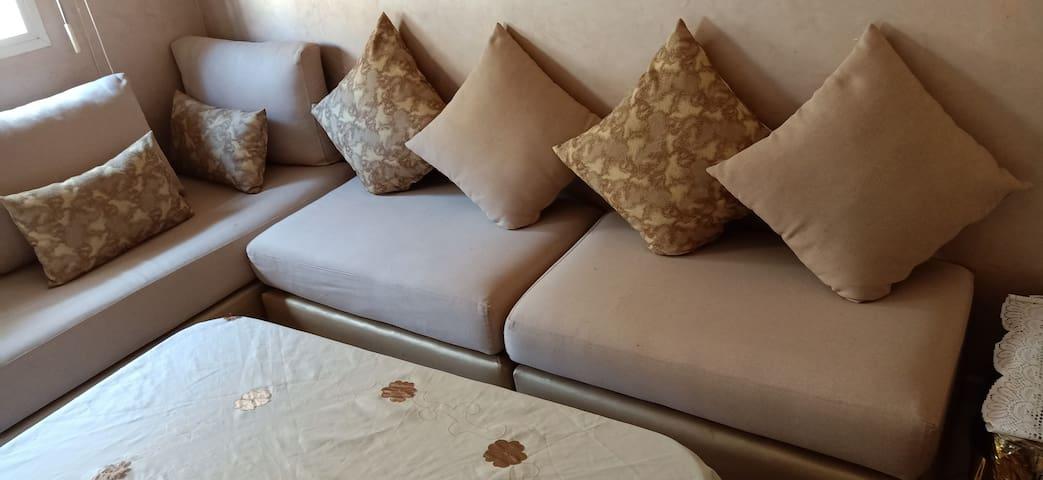Logement très cosy