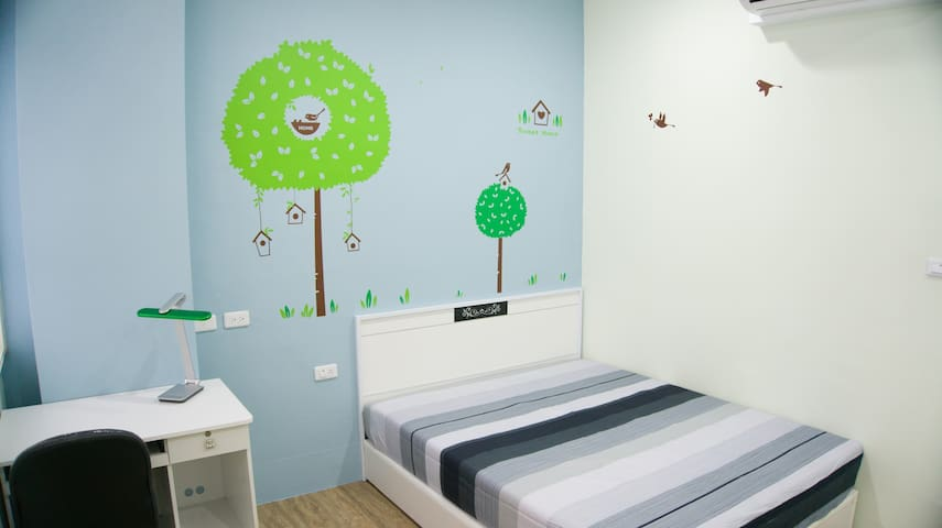 Mr.8 homestay - Fengyuan District - Huis