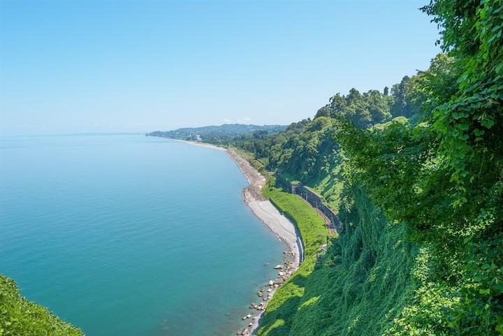 ❤ Luxury Beachfront Residence w/Sea views+2 BDRs