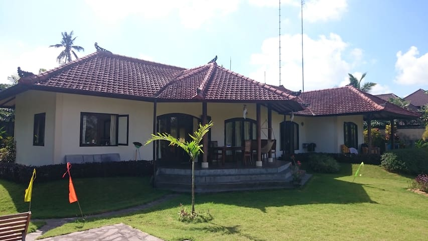 Villa Dani - nature-comfort-beauty - Tegalalang
