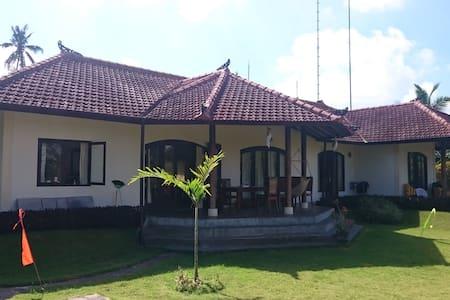 Villa Dani - nature-comfort-beauty - Tegalalang