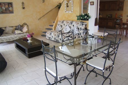 Maison au pied montsegur 4 chambres - Lavelanet - Haus