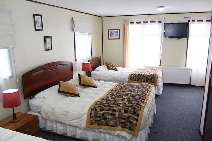 Alojamiento mensual en Puerto Natales