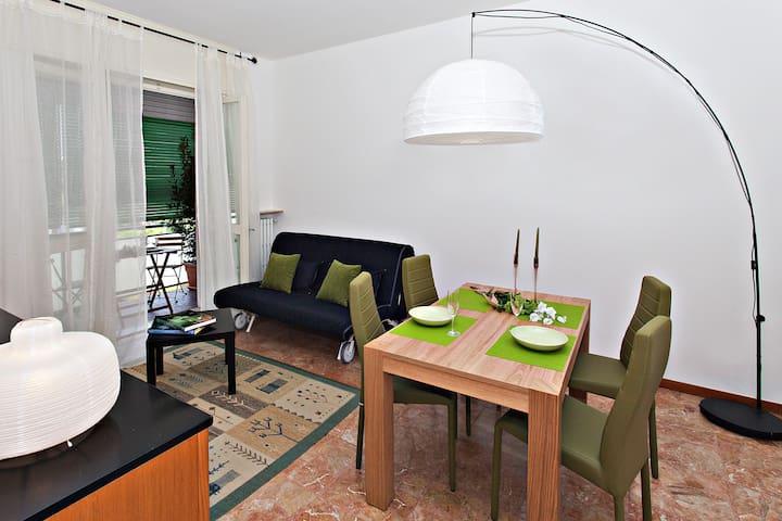Appartamento con balcone in Bergamo